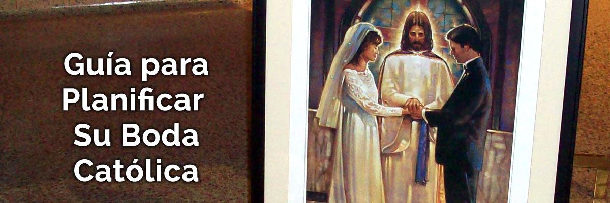 Matrimonio En La Biblia Catolica : Guía para planificar su boda católica dolr