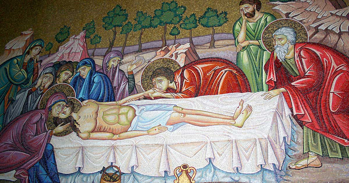 picture about Stations of the Cross for Youth Printable called The By means of Dolorosa within Jerusalem