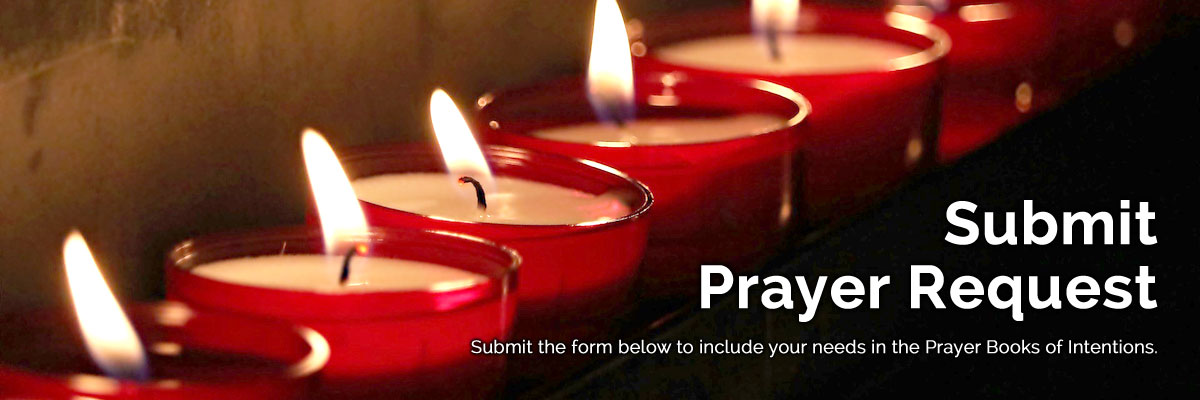 Submit a Prayer Request | DOLR org
