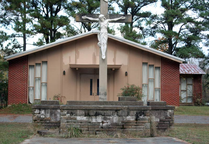 Last Days Of St Raphaels Cathedral >> St Raphael Church Pine Bluff Dolr Org